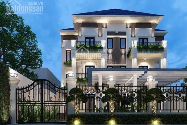 Bán gấp 2 căn biệt thự Nguyễn Văn Linh, quận 7 chỉ 87tr/m2