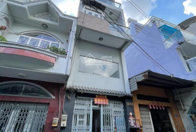 Nhà bán tặng nội thất, 4 PN, 3 tầng kiên cố, cách mặt tiền chỉ 20m, gần vòng xoay Cây Gõ, bớt lộc