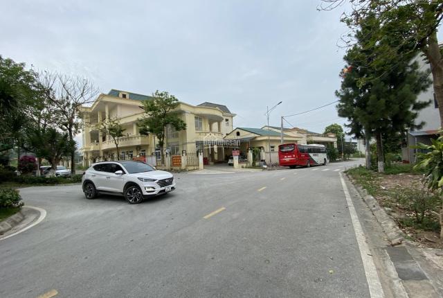 Bán lô đất tái định cư trung tâm nhất Hòa Lạc, trục chính vào khu đô thị Phú Cát City KD luôn