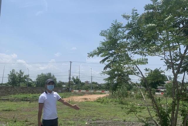 Bán lô đất đẹp mặt tiền DT 44A, An Ngãi - ngay trung tâm hành chính Bà Rịa 5p, giá đầu tư 790tr