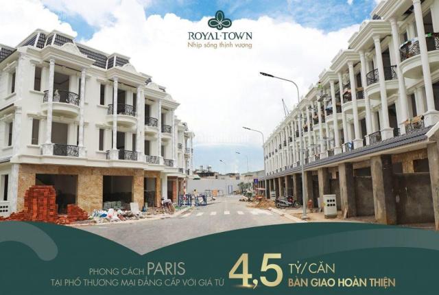 Dự án nhà phố khu dân cư Royal Town Dĩ An - Kim Oanh Group phát triển dự án