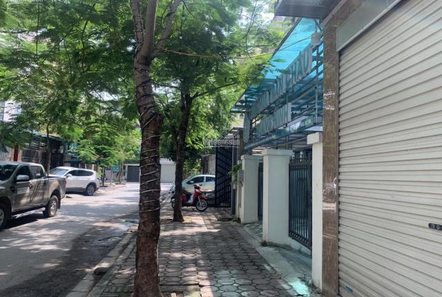 Cho thuê liền kề mặt phố Trung Văn 90m2 x 5 tầng, MT 5m thang máy, mới đẹp giá 30 triệu/tháng