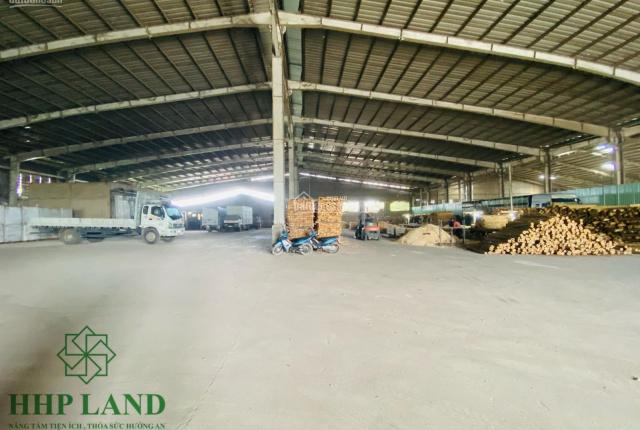 Cho thuê kho xưởng 6000m2 sx Gỗ và lò sấy thuộc khu làng gỗ lâu đời Tân Hoà, Biên Hoà