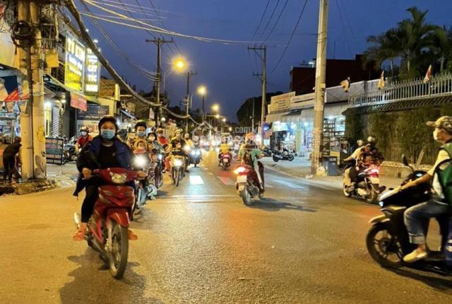 Nhà hẻm 71 Cây Keo, hẻm xe hơi cách mặt tiền đường chỉ 30m, Ngay gần chùa Vạn Đức đường Tô Ngọc Vân