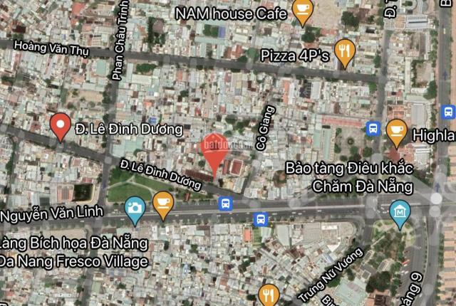 Chủ định cư nước ngoài cần bán gấp tòa nhà 9 tầng, Lê Đình Dương, Đà Nẵng