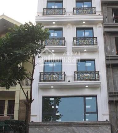 Tòa mặt phố văn phòng Nguyễn Xiển 60.5m2, 10T, thang máy, MT 5m kinh doanh