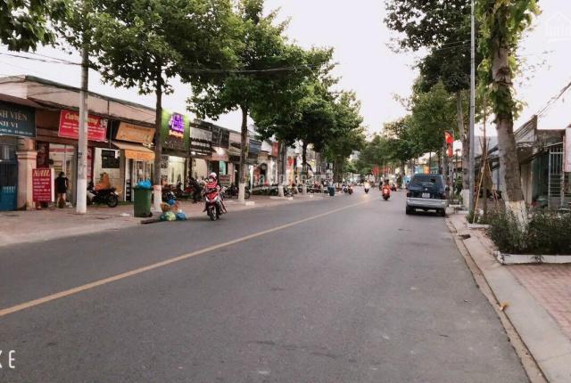 Đất mặt tiền kinh doanh Thành phố Thủ Dầu Một, 124m2