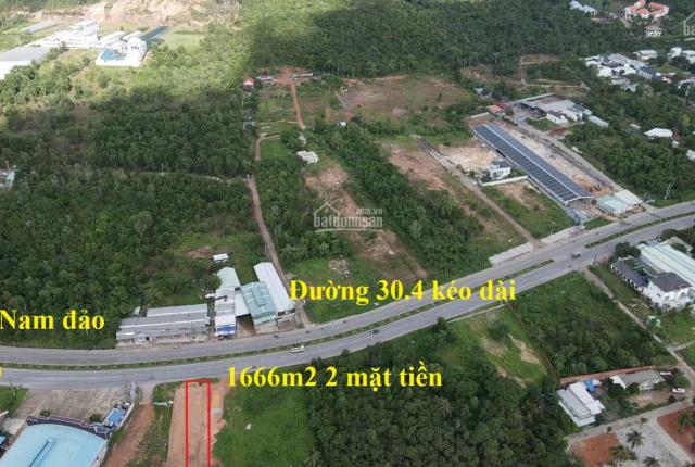 Chủ gửi lô mặt tiền 1666m2 Suối Đá Phú Quốc, địa thế đẹp, vị trí trung tâm cần tìm nhà đầu tư
