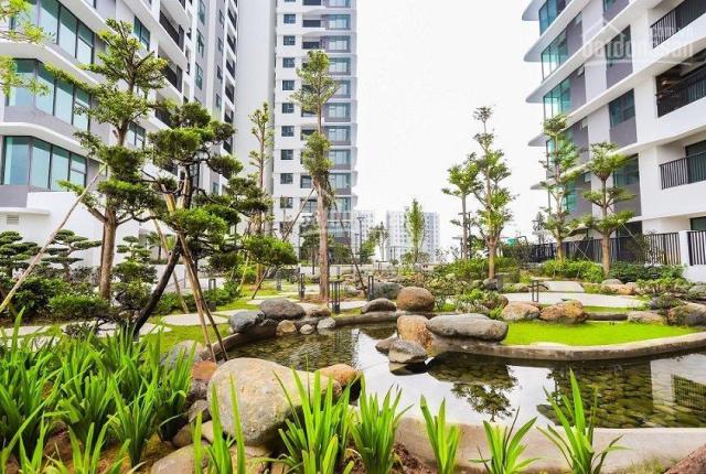 Bán căn hộ 2PN, đầy đủ nội thất chung cư The Zen Gamuda. LH 0936118456