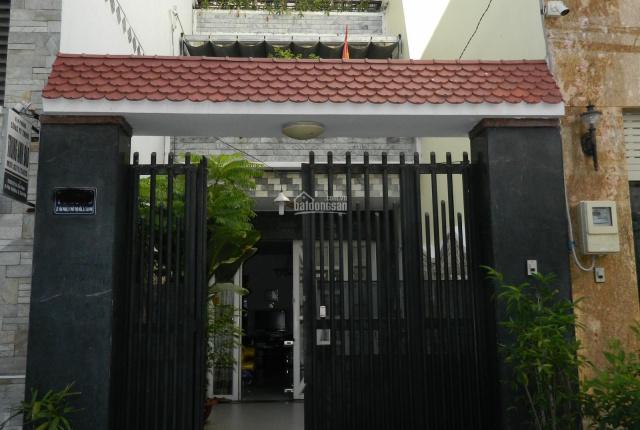 Bán nhà 2 mặt tiền hẻm khu trung tâm Quận Tân Phú, DT 4m x 29m - 1 trệt, 2 lầu - giá tốt 15.5 tỷ