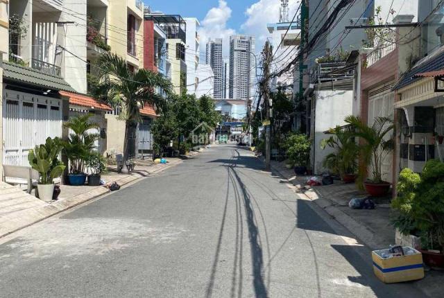 Bán dãy trọ HXH 9 mét Nguyễn Thị Thập, Q7. DT: 4 x 21m CN: 80m2, giá: 7,750 tỷ thương lượng
