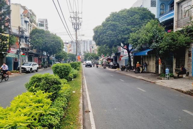 Bán nhà MTKD Nguyễn Cửu Đàm, 4mx18.5m, giá 11.2 tỷ, Phường Tân Sơn Nhì, Quận Tân Phú