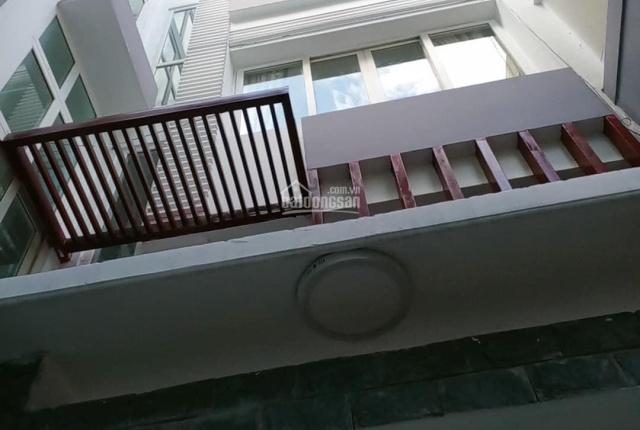 Nhà HXH một sẹc đường Xô Viết Nghệ Tĩnh, P17, Quận Bình Thạnh, 5 tầng 40m2 giá cực tốt 6,5 tỷ