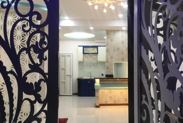 Một chiếc nhà xinh, mặt đường 5m 1 trệt 1 lầu vừa ở vừa kinh doanh, hẻm Trần Bình Trọng, Quận 5
