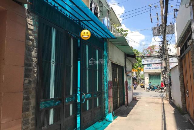 Hot! Cho thuê nhà nguyên căn trung tâm Tân Bình