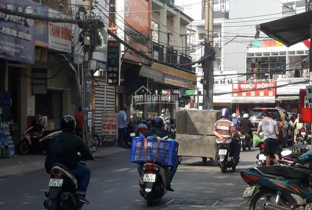 Khách sạn 5 lầu góc 2 mặt tiền Trần Quý Cáp-Phan Văn Trị DT 142m2 (4,65x26) giá 23 tỷ LH 0907260265