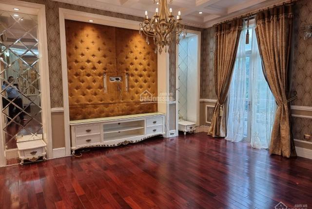 CC cần bán nhà tại The Manor Hoàng Trọng Mậu DT 212m2, giá chỉ 54 tỷ, 4 tầng, mặt tiền 12m