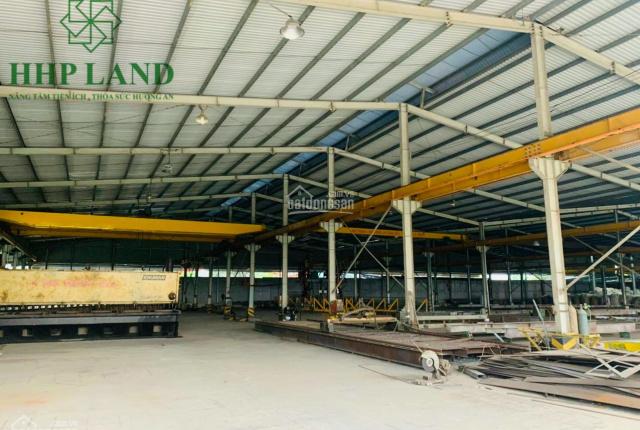 Cho thuê nhà xưởng 10000m2 Hố Nai 3, huyện Trảng Bom, tỉnh Đồng Nai