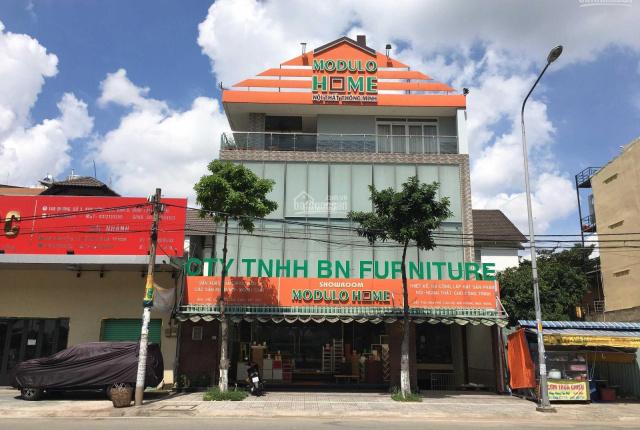 Cho thuê nhà nguyên căn gần 800m2, quận Bình Tân gần KCN Vĩnh Lộc