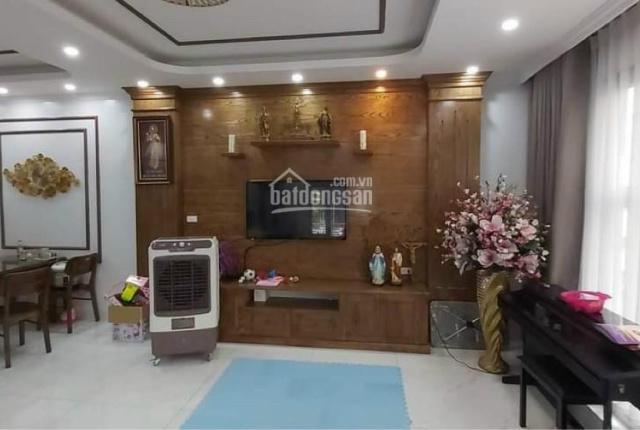 Bán nhà phố Nguyễn Đổng Chi, gara ô tô, lô góc, DT: 60m2 x 6T thang Máy, MT: 5.7m. Giá: 13.95 tỷ