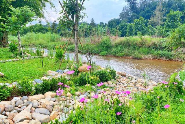 Bán đất view sông, sổ riêng thổ cư giá chỉ 600 triệu(50%), ngay gần cổng 11, P. An Hòa, Biên Hòa