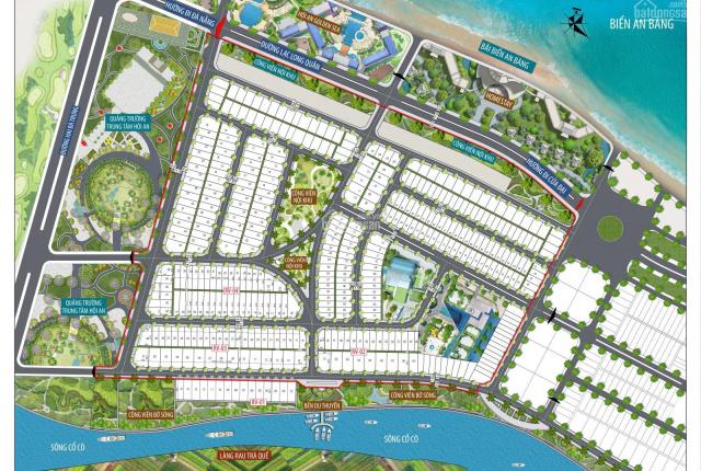 Đầu tư, sở hữu lâu dài đất vàng Hội An kề sông cận biển, giá từ 4,8 tỷ
