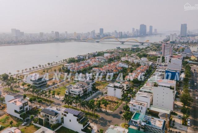 Bán nhà phố 90m2, 3 phòng ngủ, full nội thất hiện đại khu Hòa Cường, quận Hải Châu - 0949818999