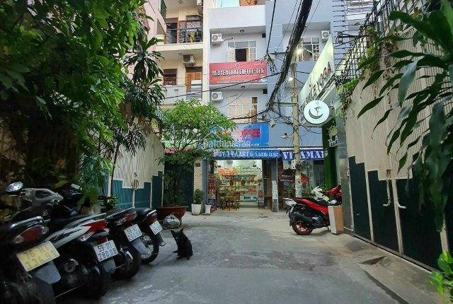 Bán nhà hẻm 134 Thành Thái, Q. 10, 3x17.5m, 5 phòng ngủ 7.5 tỷ, LH 0905517575