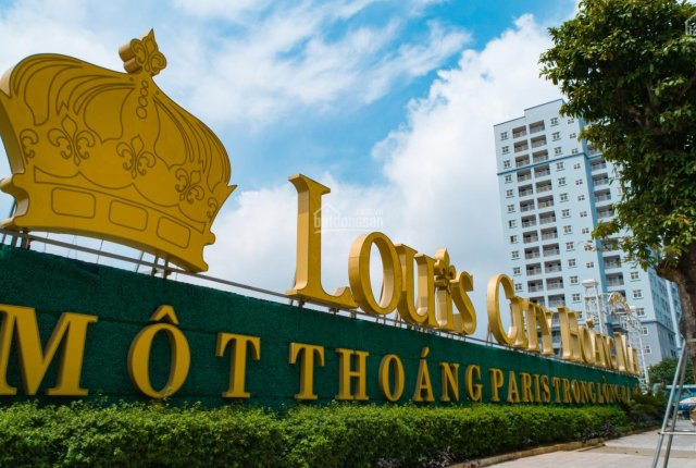 Biệt thự song lập Louis Hoàng Mai cực đẹp cho khách Đông Tứ Mệnh