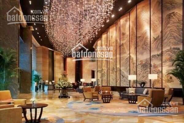 Chung cư 6* D'.San Raffles tại 22 Hàng Bài view hồ Hoàn Kiếm đẹp nhất HN trực tiếp từ CĐT