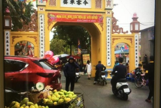 Chính chủ bán đất lô góc tổ 1 Đồng Mai - Hà Đông, đường ô tô, dt 50m2, giá 33tr/m2