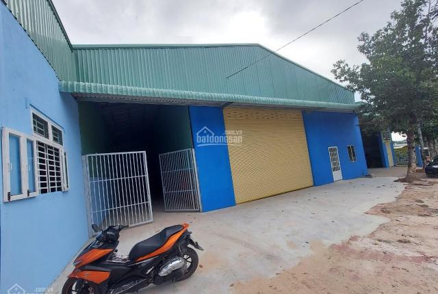 Kho xưởng sx 460m2 mới xây, điện 3 pha, mặt tiền đường xe công, Thuận Giao, Thuận An, Bình Dương