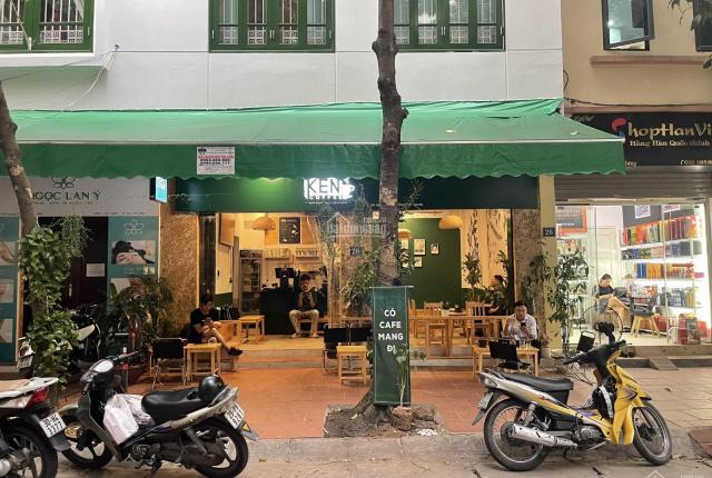Sang nhượng mặt bằng cafe Đỗ Quang, Cầu Giấy vị trí cực đẹp