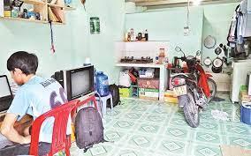 """Bán 2 kiot mặt tiền và 15 căn nhà trọ gần khu """"Cát Tường Phú Hưng"""". Thu nhập 40 triệu/tháng"""