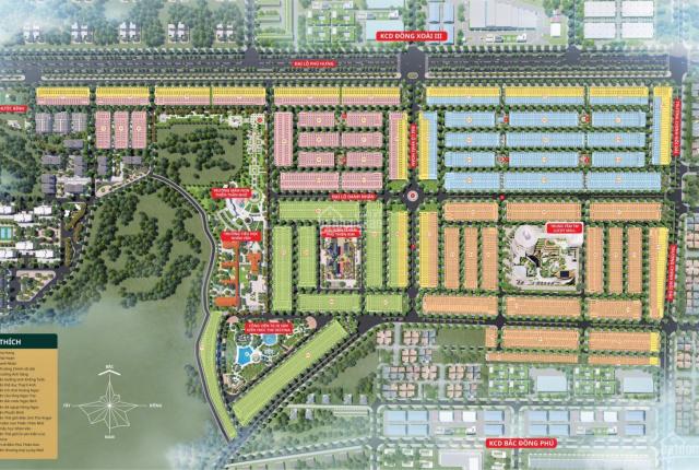 Bán đất nền khu Cát Tường Phú Hưng, miễn phí đi xem bằng máy bay, xe hơi. LH 0901.312.032