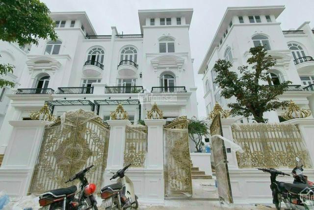 Biệt thự Louis City Hoàng Mai mặt tiền 12m, hầm riêng, cạnh hồ Yên Sở giá tốt nhất TT, 0965572566