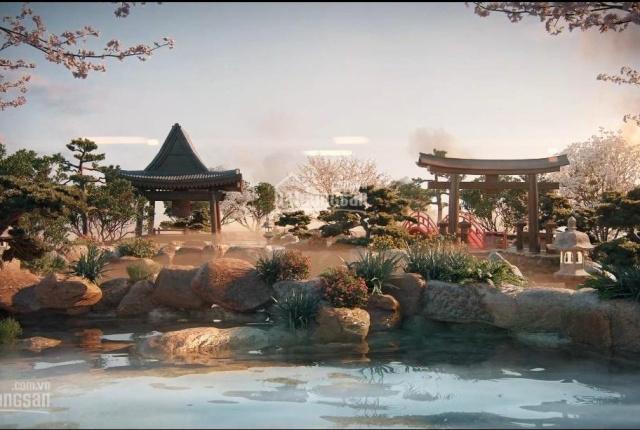 Căn hộ suối khoáng nóng cách hồ Hoàn Kiếm 14km, sổ đỏ lâu dài, kinh doanh như khách sạn