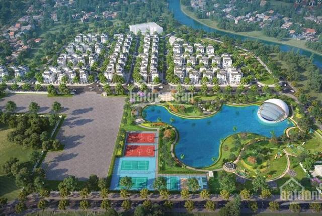 Biệt thự Vinhomes Green Villas - Nơi tôn vinh đẳng cấp thương hiệu
