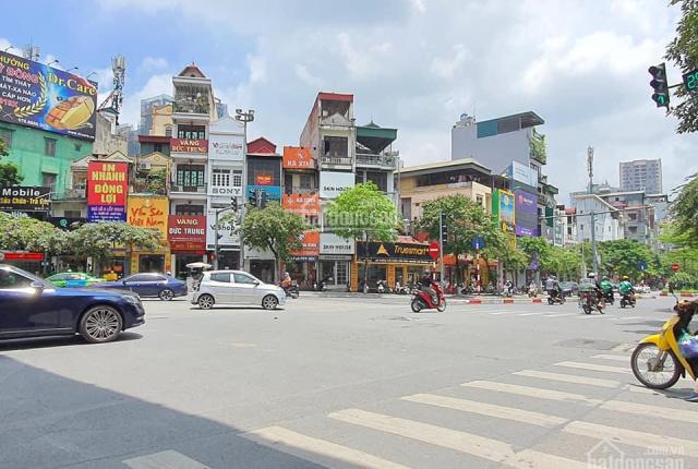 Siêu hiếm mặt phố Xuân Thủy, Cầu Giấy lô góc KD đỉnh. 0983.911.668