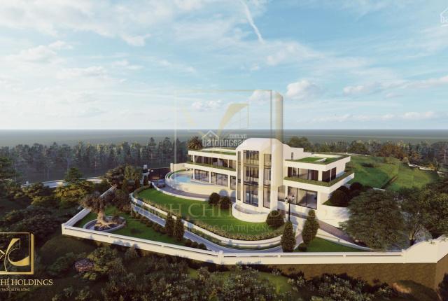 Siêu phẩm dinh thự trên đồi MC Mansion 2517m2 tại Yên Bài view núi Ba Vì. Hotline: 0828405555