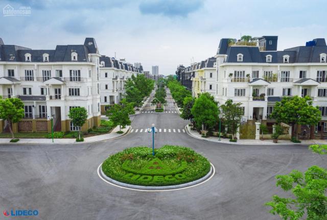 KĐT Lideco - chính chủ cần chuyển nhượng căn BT nhà vườn 2 mặt tiền 280m2 hướng Đông Nam - Đông Bắc