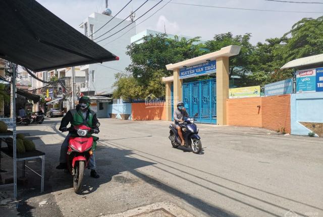 Mặt tiền Nguyễn Thái Sơn - 3 tầng - 5 tỷ 1 - 5 phút đến sân bay - Bình Thạnh.