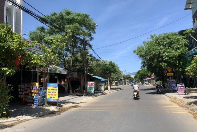 Bán đất 2 mặt tiền đường 10m5 Nguyễn Đình Tứ, gần bến xe Hòa An, Cẩm Lệ kinh doanh tốt