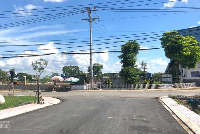 Cần bán 129m2 đất mặt tiền Hoàng Phan Thái, Bình Chánh tiếp giáp QL1A (TL)