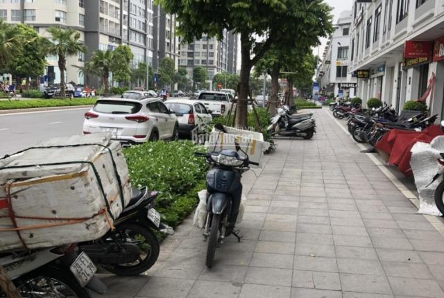 Cho thuê Tầng 2 căn Shophouse Vinhome Hàm Nghi, diện tích 70m2 giá 15 triệu/tháng