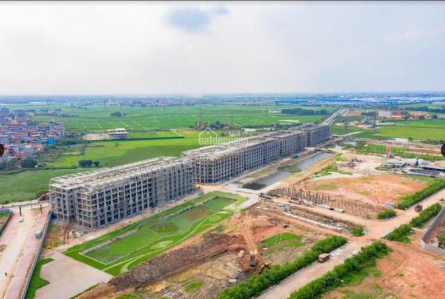 Bán cắt lỗ lô liền kề 80m2 cạnh KCN SamSung - Yên Phong - Bắc Ninh, đã có sổ đỏ, giá đất 30tr/m2