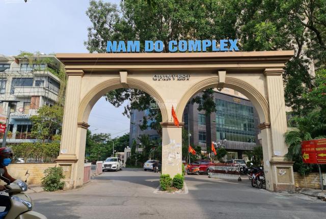 Bán shophouse dự án Nam Đô Complex - 609 Trương Định - HBT - HN