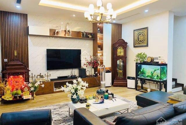 Nhỉnh 9 tỷ nhà 6 tầng ô chờ thang máy, gara ô tô Võng Thị ven Hồ Tây. LH 0985 816 177