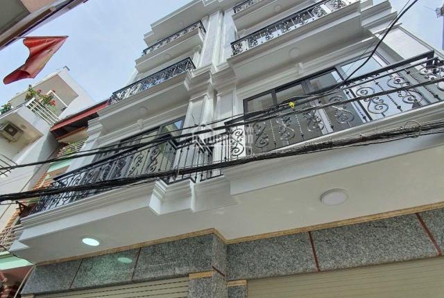 (Xem ngay) Mình bán nhà Nguyễn Văn Cừ - Gia Thuỵ 46m 4.5 tầng, ô tô đỗ cửa, nhà mới đẹp chắc chắn