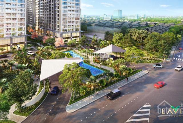 Duy nhất tháng 7 chiết khấu khủng 27% trung tâm TP Thuận An 1,7 tỷ/69m2 + giao nhà nội thất cao cấp